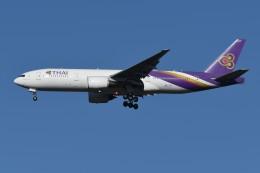 N.tomoさんが、成田国際空港で撮影したタイ国際航空 777-2D7/ERの航空フォト(飛行機 写真・画像)