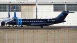 AquablueSkyさんが、成田国際空港で撮影したウィルミントン・トラスト・カンパニー BD-700-1A10 Global 6000の航空フォト(飛行機 写真・画像)