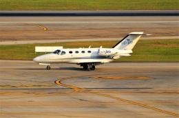 amagoさんが、ドンムアン空港で撮影したタイ企業所有 510 Citation Mustangの航空フォト(飛行機 写真・画像)