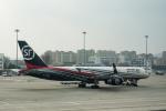 delawakaさんが、大連周水子国際空港で撮影したSF エアラインズ 757-2B7(PCF)の航空フォト(飛行機 写真・画像)