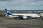 delawakaさんが、那覇空港で撮影した全日空 787-8 Dreamlinerの航空フォト(飛行機 写真・画像)