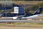 あしゅーさんが、福岡空港で撮影したスターフライヤー A320-214の航空フォト(飛行機 写真・画像)