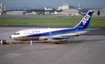 @たかひろさんが、名古屋飛行場で撮影した全日空 737-281の航空フォト(飛行機 写真・画像)