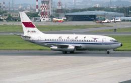 @たかひろさんが、名古屋飛行場で撮影した中国民用航空局 737-2T4/Advの航空フォト(飛行機 写真・画像)