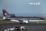 tassさんが、羽田空港で撮影したアリア=ロイヤル・ヨルダン航空 L-1011-385-3 TriStar 500の航空フォト(飛行機 写真・画像)