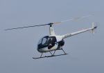 じーく。さんが、八尾空港で撮影した第一航空 R22 Betaの航空フォト(飛行機 写真・画像)