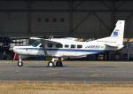 じーく。さんが、八尾空港で撮影した野崎産業 208 Caravan Iの航空フォト(飛行機 写真・画像)