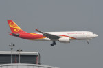 kuro2059さんが、香港国際空港で撮影した香港エアカーゴ A330-243Fの航空フォト(飛行機 写真・画像)