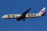 AkilaYさんが、成田国際空港で撮影した日本航空 787-9の航空フォト(飛行機 写真・画像)