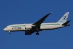 AkilaYさんが、成田国際空港で撮影したZIPAIR 787-8 Dreamlinerの航空フォト(飛行機 写真・画像)