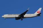 AkilaYさんが、成田国際空港で撮影した日本航空 767-346/ERの航空フォト(飛行機 写真・画像)