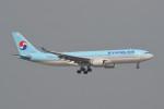 kuro2059さんが、香港国際空港で撮影した大韓航空 A330-223の航空フォト(飛行機 写真・画像)