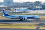 たかしさんが、羽田空港で撮影した全日空 787-9の航空フォト(飛行機 写真・画像)