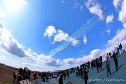 かずかずさんが、松島基地で撮影した航空自衛隊 T-4の航空フォト(飛行機 写真・画像)