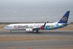 yabyanさんが、中部国際空港で撮影したマンダリン航空 737-8SHの航空フォト(飛行機 写真・画像)