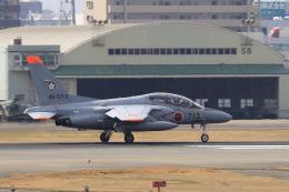 aki241012さんが、福岡空港で撮影した航空自衛隊 T-4の航空フォト(飛行機 写真・画像)