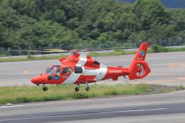 TAK_HND_NRTさんが、高松空港で撮影した浜松市消防航空隊 AS365N3 Dauphin 2の航空フォト(飛行機 写真・画像)