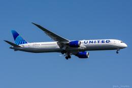 ぱん_くまさんが、羽田空港で撮影したユナイテッド航空 787-10の航空フォト(飛行機 写真・画像)