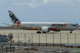 Shimejiさんが、中部国際空港で撮影したジェットスター 787-8 Dreamlinerの航空フォト(飛行機 写真・画像)