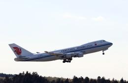 ハム太郎。さんが、成田国際空港で撮影した中国国際貨運航空 747-4FTF/SCDの航空フォト(飛行機 写真・画像)