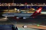 islandsさんが、羽田空港で撮影したカンタス航空 747-438/ERの航空フォト(飛行機 写真・画像)