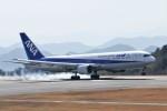 ヒロジーさんが、広島空港で撮影した全日空 767-381/ERの航空フォト(飛行機 写真・画像)