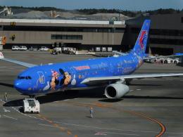 さんまるエアラインさんが、成田国際空港で撮影した中国東方航空 A330-343Xの航空フォト(飛行機 写真・画像)