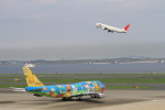 TAK_HND_NRTさんが、羽田空港で撮影した全日空 747-481(D)の航空フォト(飛行機 写真・画像)