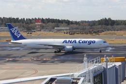 OS52さんが、成田国際空港で撮影した全日空 767-381Fの航空フォト(飛行機 写真・画像)
