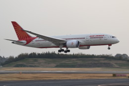 airdrugさんが、成田国際空港で撮影したエア・インディア 787-8 Dreamlinerの航空フォト(飛行機 写真・画像)