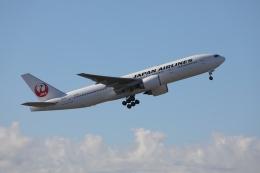OS52さんが、成田国際空港で撮影した日本航空 777-246/ERの航空フォト(飛行機 写真・画像)