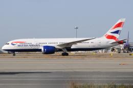 きんめいさんが、関西国際空港で撮影したブリティッシュ・エアウェイズ 787-8 Dreamlinerの航空フォト(飛行機 写真・画像)