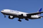 Timothyさんが、成田国際空港で撮影したユナイテッド航空 777-222/ERの航空フォト(飛行機 写真・画像)