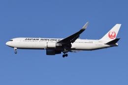 Timothyさんが、成田国際空港で撮影した日本航空 767-346/ERの航空フォト(飛行機 写真・画像)