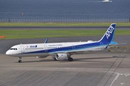 東空さんが、羽田空港で撮影した全日空 A321-211の航空フォト(飛行機 写真・画像)