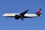 Timothyさんが、成田国際空港で撮影したデルタ航空 777-232/ERの航空フォト(飛行機 写真・画像)