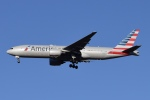Timothyさんが、成田国際空港で撮影したアメリカン航空 777-223/ERの航空フォト(飛行機 写真・画像)