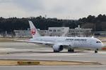 ANA744Foreverさんが、成田国際空港で撮影した日本航空 787-9の航空フォト(飛行機 写真・画像)