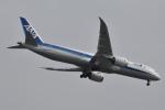美月推しさんが、羽田空港で撮影した全日空 787-9の航空フォト(飛行機 写真・画像)
