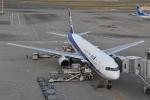 美月推しさんが、羽田空港で撮影した全日空 767-381の航空フォト(飛行機 写真・画像)