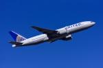 Frankspotterさんが、フランクフルト国際空港で撮影したユナイテッド航空 777-222/ERの航空フォト(飛行機 写真・画像)