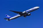 Frankspotterさんが、フランクフルト国際空港で撮影した全日空 777-381/ERの航空フォト(飛行機 写真・画像)