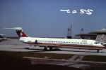 tassさんが、パリ シャルル・ド・ゴール国際空港で撮影したCTA MD-87 (DC-9-87)の航空フォト(飛行機 写真・画像)