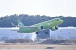 kumagorouさんが、成田国際空港で撮影したS7航空 A320-271Nの航空フォト(飛行機 写真・画像)