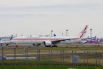 ladyinredさんが、成田国際空港で撮影したガルーダ・インドネシア航空 777-3U3/ERの航空フォト(飛行機 写真・画像)