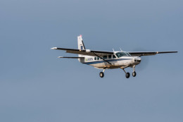 NCT310さんが、調布飛行場で撮影したアジア航測 208 Caravan Iの航空フォト(飛行機 写真・画像)