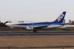 Runway747さんが、伊丹空港で撮影したANAウイングス 737-54Kの航空フォト(飛行機 写真・画像)