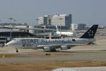 Runway747さんが、関西国際空港で撮影したタイ国際航空 747-4D7の航空フォト(飛行機 写真・画像)