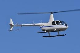 航空フォト:JA520H ディーエイチシー R44