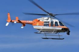 航空フォト:JA6408 新日本ヘリコプター 407